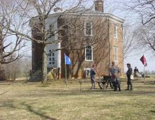 Octagon Hall Civil War Museum Photo