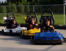 Mini Indy Go Kart Track & Arcade Photo