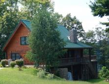 Stillwater Log Home Photo