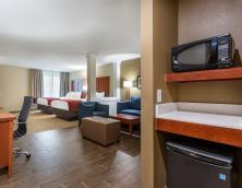 Comfort Suites Bowling Green Photo