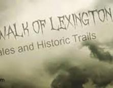 Ghost Walk of Lexington Photo