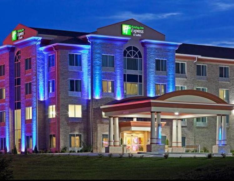 Holiday Inn Express & Suites (Somerset) | Kentucky Tourism ...