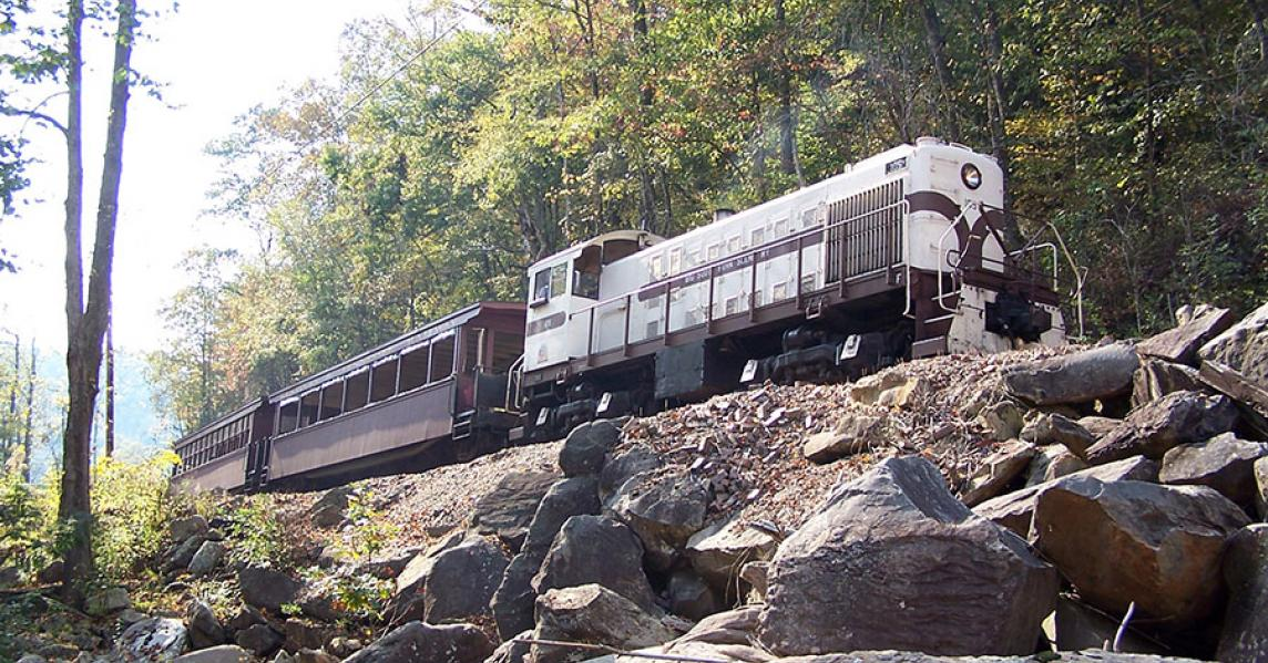 Big South Fork Train